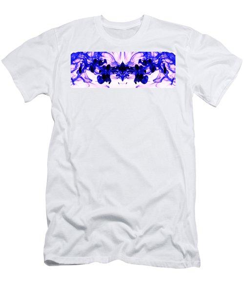 Epicenter Of An Orgasm Men's T-Shirt (Slim Fit) by Sumit Mehndiratta