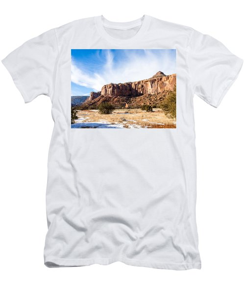 Escalante Canyon Men's T-Shirt (Slim Fit) by Nadja Rider