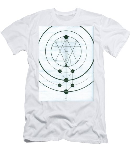 Esoteric Symbology  Men's T-Shirt (Athletic Fit)