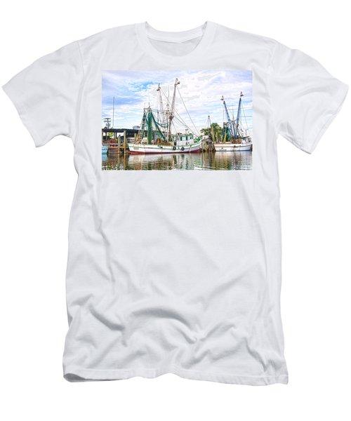 Evening Tide Men's T-Shirt (Athletic Fit)