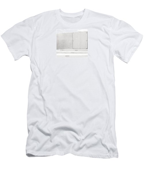 Men's T-Shirt (Slim Fit) featuring the photograph Exit Only by Darryl Dalton