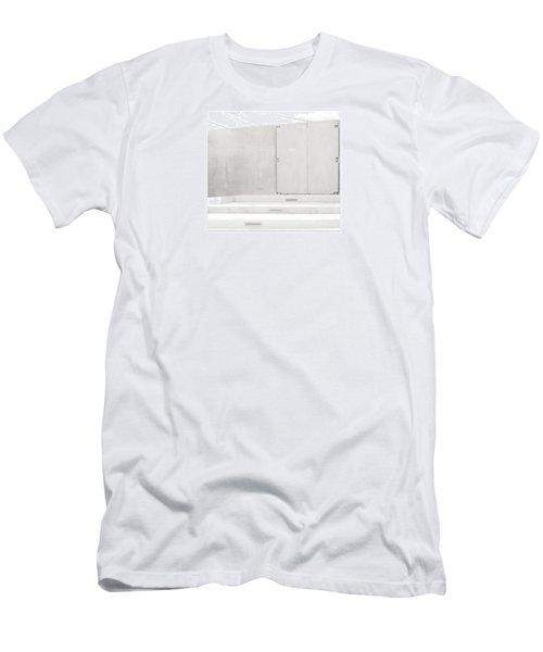 Exit Only Men's T-Shirt (Athletic Fit)