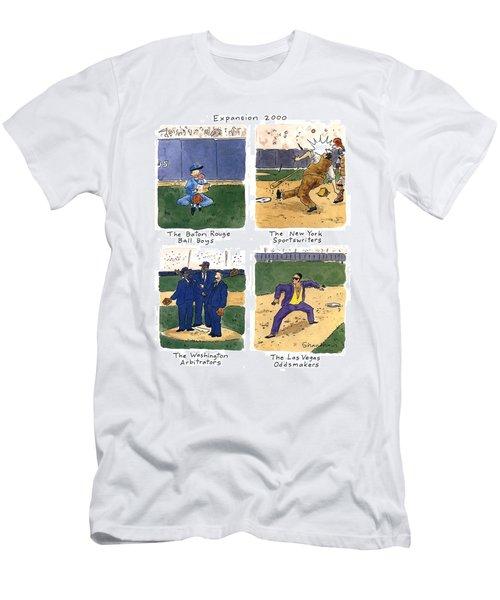 Expansion 2000 Men's T-Shirt (Athletic Fit)