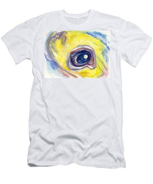 Eye Of Pelican Men's T-Shirt (Athletic Fit)