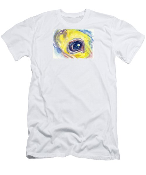 Eye Of Pelican Men's T-Shirt (Athletic Fit)