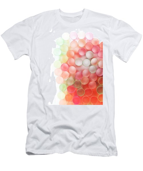 Fading Out Men's T-Shirt (Athletic Fit)