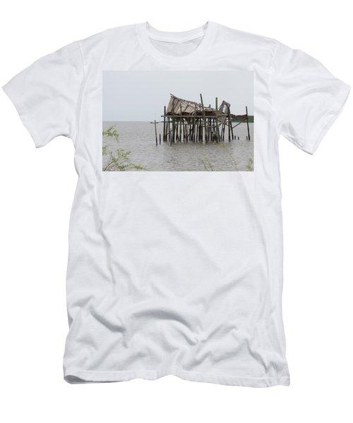 Fallen Deckhouse Men's T-Shirt (Athletic Fit)