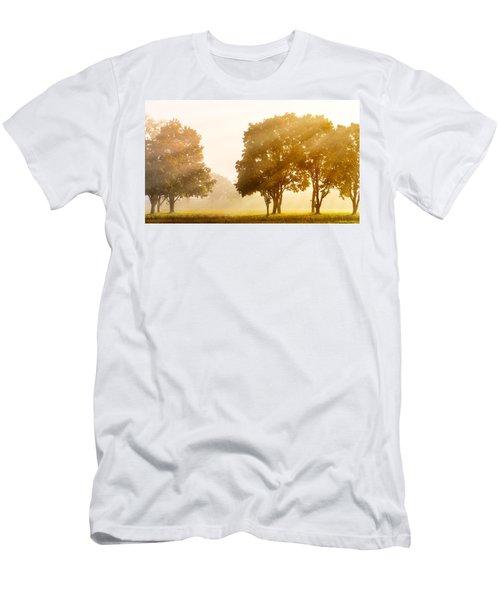 Falls Delight Men's T-Shirt (Slim Fit) by James Heckt