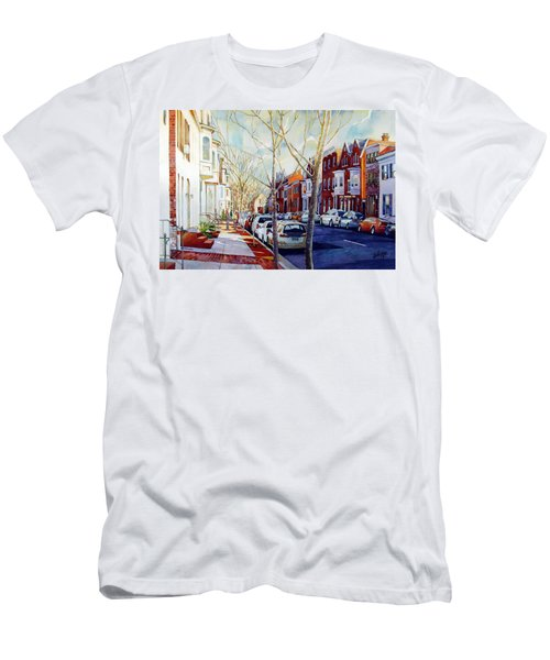 Feeding The Meter Men's T-Shirt (Athletic Fit)