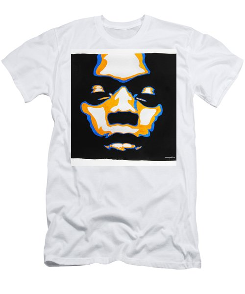 Fela. The First Black President. Men's T-Shirt (Athletic Fit)