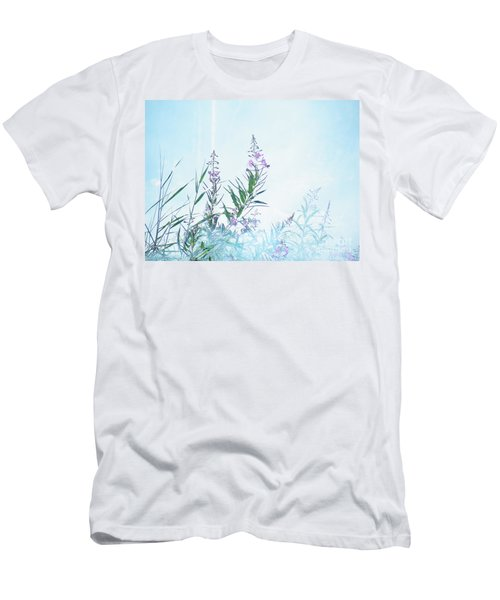 Fireweed Number Two Men's T-Shirt (Slim Fit) by Brian Boyle