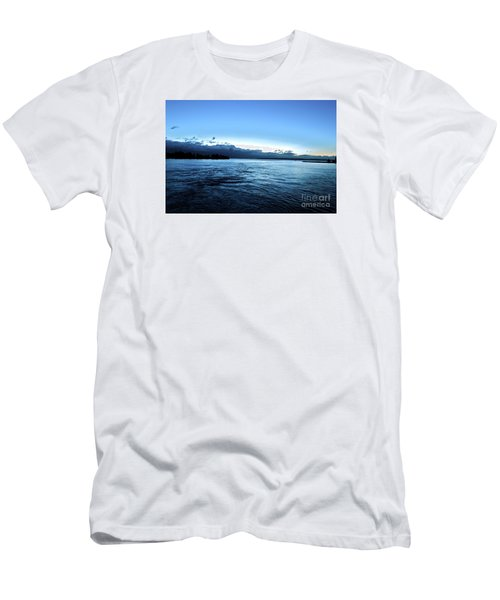 First Ferry Home Men's T-Shirt (Athletic Fit)