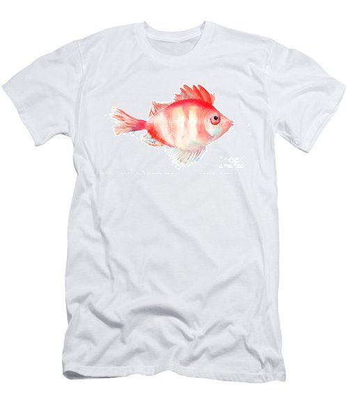 Fish Men's T-Shirt (Athletic Fit)