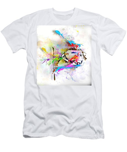 fish XXIV - marucii Men's T-Shirt (Athletic Fit)