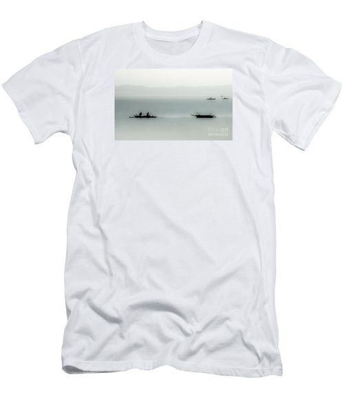 Fishing On The Philippine Sea   Men's T-Shirt (Athletic Fit)