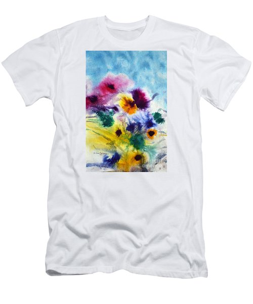 Fleurs Men's T-Shirt (Athletic Fit)