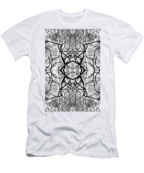Tree No. 1 Men's T-Shirt (Athletic Fit)