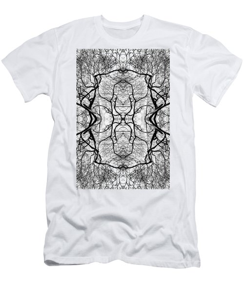 Men's T-Shirt (Athletic Fit) featuring the photograph Tree No. 5 by Keith McGill