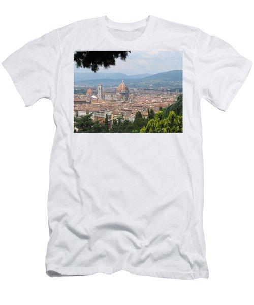 Florence Men's T-Shirt (Athletic Fit)