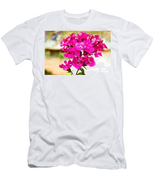 Men's T-Shirt (Athletic Fit) featuring the photograph Flourish by Yew Kwang