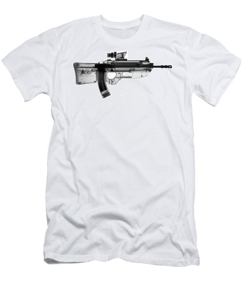 Fn Fs 2000 X-ray Photograph Men's T-Shirt (Athletic Fit)