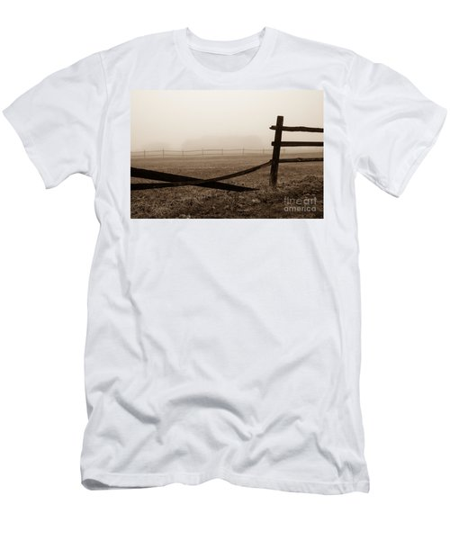 Foggy Pasture Men's T-Shirt (Athletic Fit)