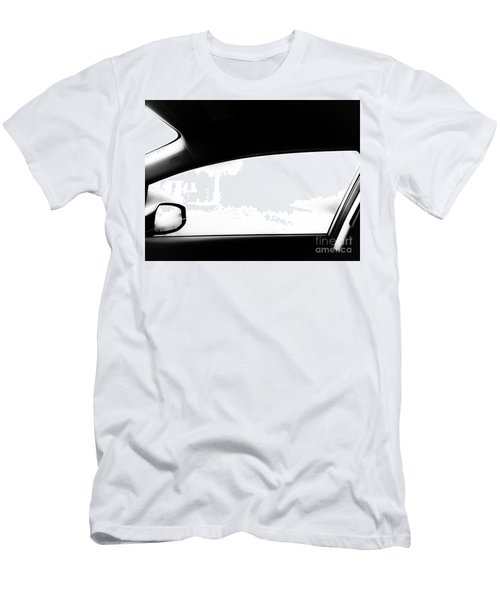 Foggy Window Men's T-Shirt (Athletic Fit)