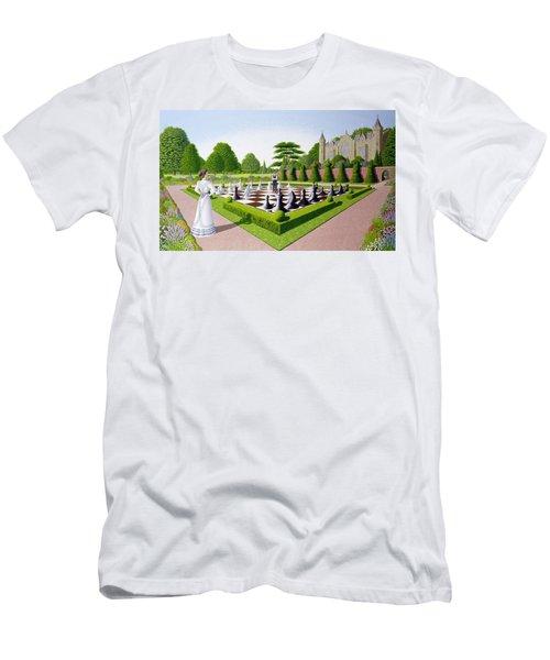 Fools Mate Men's T-Shirt (Athletic Fit)