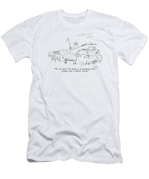For My Part Men's T-Shirt (Athletic Fit)