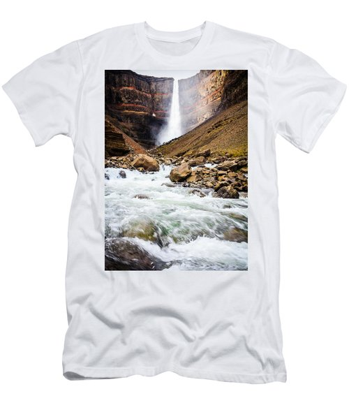 Force Of Nature Men's T-Shirt (Athletic Fit)