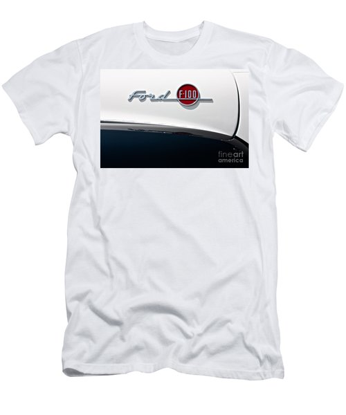 Ford F-100 Men's T-Shirt (Athletic Fit)