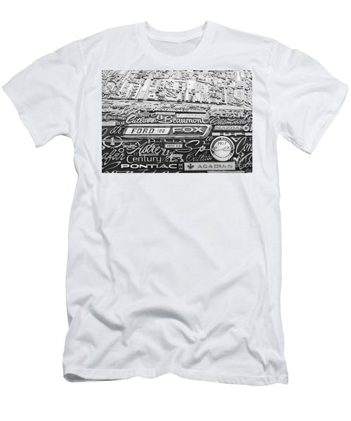 Ford Fox Men's T-Shirt (Athletic Fit)
