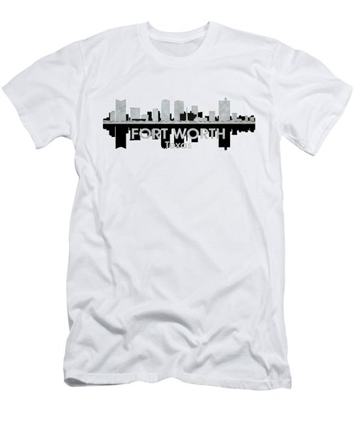 Fort Worth Tx 4 Men's T-Shirt (Athletic Fit)