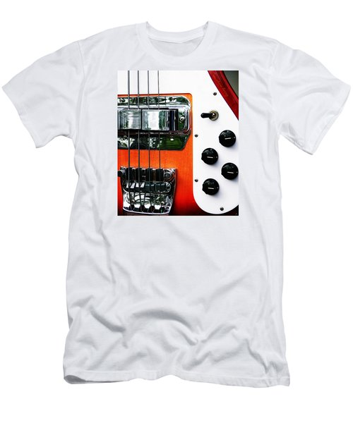 Four String Rickenbacker Bass  Men's T-Shirt (Athletic Fit)