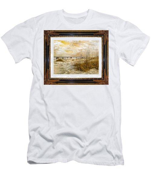 Framed Dunes Men's T-Shirt (Athletic Fit)