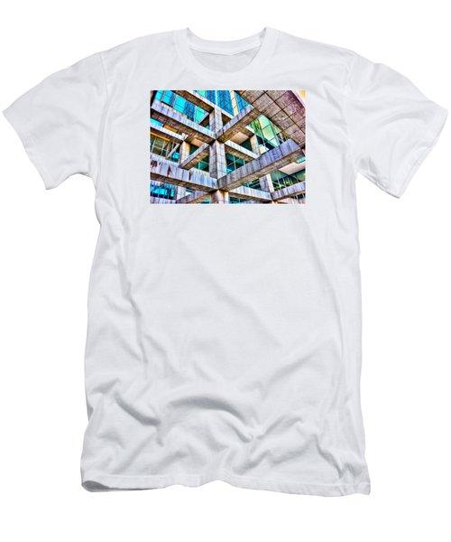 Frames II Men's T-Shirt (Slim Fit) by Mark Alder