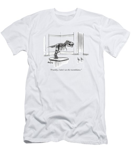 The Resemblance Men's T-Shirt (Athletic Fit)