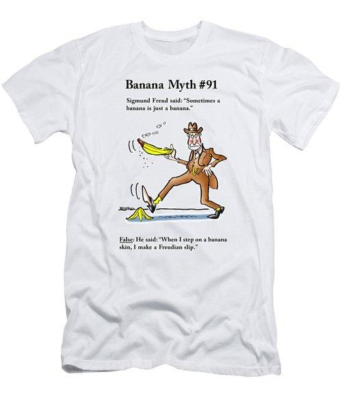 Freudian Slip Men's T-Shirt (Athletic Fit)