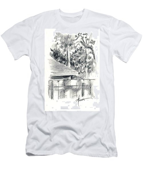 From The Breakfast Room Window Men's T-Shirt (Athletic Fit)