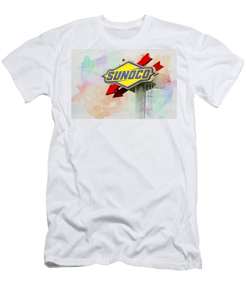 From The Sunoco Roost Men's T-Shirt (Athletic Fit)