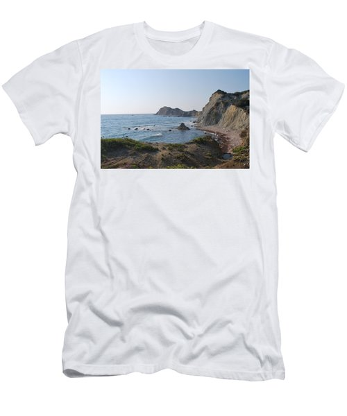 From The West Men's T-Shirt (Athletic Fit)