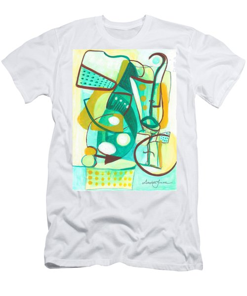 From Within #16 Men's T-Shirt (Athletic Fit)