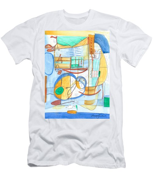 From Within 6 Men's T-Shirt (Athletic Fit)