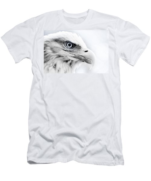 Frosty Eagle Men's T-Shirt (Athletic Fit)