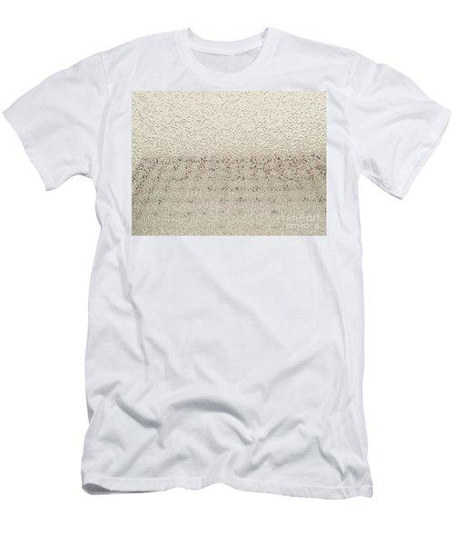Frozen Window Men's T-Shirt (Athletic Fit)