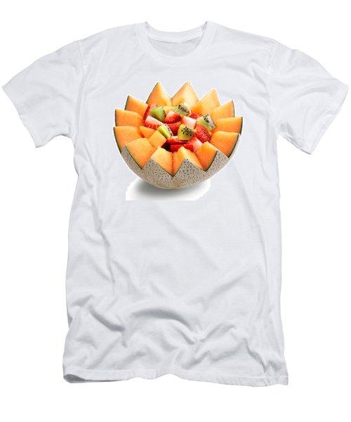 Fruit Salad Men's T-Shirt (Slim Fit) by Johan Swanepoel