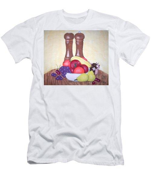 Fruit Table Men's T-Shirt (Athletic Fit)