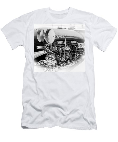 Fully Blown Men's T-Shirt (Athletic Fit)