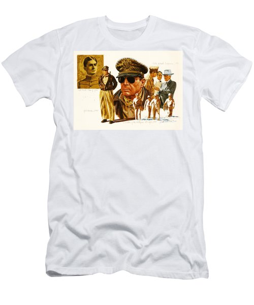 General Macarthur Men's T-Shirt (Athletic Fit)