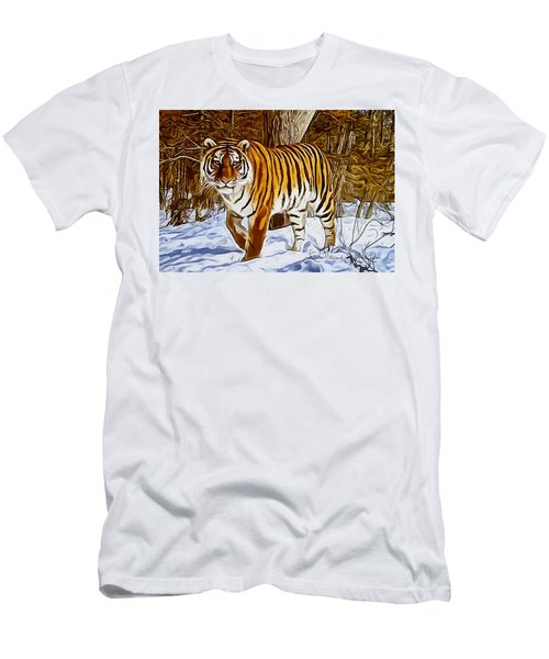 Gently Great Men's T-Shirt (Athletic Fit)